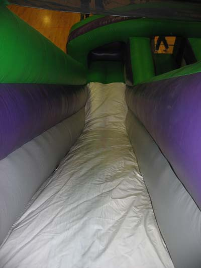 20' Double Lane Slide