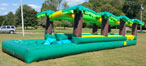 37' Hawaiian Double Lane Slip and Slide