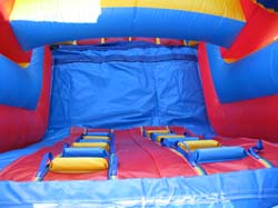 Inside View of Obstacle Courses